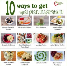 10 Ways to Get Inspi