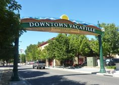 Vacaville, CA - California Travel Blog - California | Vacation Ideas | Places to See | Things to Do | Cities | Beaches | Deserts | Wildflowers