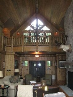 Hunting Lodge Design, Pictures, Remodel, Decor and Ideas - page 5