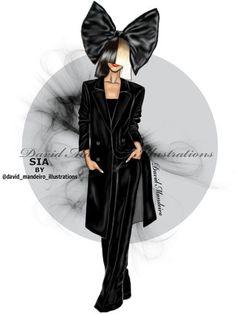 Fashion Illustrations - David Mandeiro Illustrations