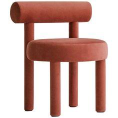 Cool Furniture, Modern Furniture, Furniture Design, Furniture Ideas, Bauhaus Furniture, Geometric Furniture, Low Chair, Bent Wood, Vintage Chairs