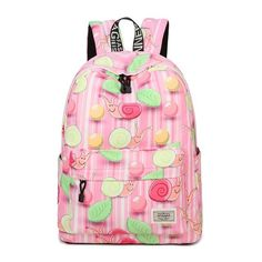 5af97e26a4 Fashion Backpacks for Women Fashion Lovely Snails Prints Designer School  Bags Teenagers Girls Shoulder Bags Mochila Feminina Sac