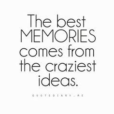 ♥ to do crazy ideas lol