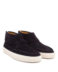 SAINT LAURENT | Suede Desert Boots | Browns fashion & designer clothes & clothing