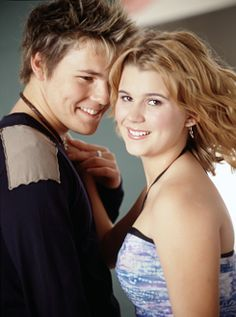 Dillon & Georgie....how cute were they??? (GH)