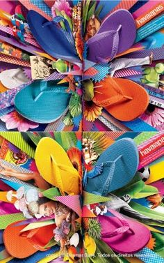 havaianas the colour of a nation
