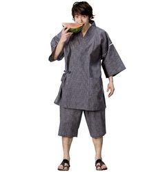japanese inspiration for men home clothes jinbei or hippari