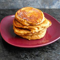 gluten free gingerbread pancakes I will siply add spice and molasses to my bisquick mix!