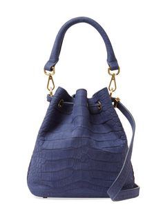 7dfb46925b Alix Mini Bucket Bag by Emily Cho at Gilt Small Buckets, Leather Purses,  Leather