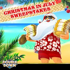 DoubleDown Casino on Mobile! Fridays Off, Doubledown Casino, Contest Rules, Double Down, Different Games, Games Today, Christmas In July, Get Started, Slot