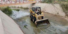 Registra importante avance el desazolve en el municipio de Puerto Vallarta