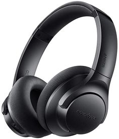 Then give these Anker Soundcore Life 2 noise cancellation headphones a try. Featuring water-resistant technology and customization, these headphones will get you in the zone and keep you there. Best Noise Cancelling Headphones, Beats Headphones, Over Ear Headphones, Bluetooth, Android, Iphone, Headset, Life, Shop