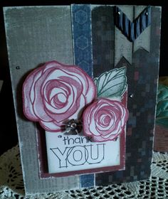 created using PRO PLAYER paper pack from Close To My Heart.  pammie.ctmh.com