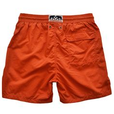 "Love Brand & Co. Swimming trunks ""Coral Red"" Style"