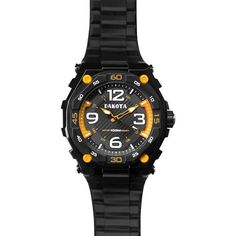 casual timepiece features an analog time display. Digital Watch, Casio Watch, Navy, Orange, Jewelry Watches, Accessories, Gender, Display, Group