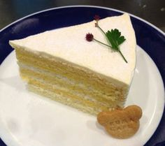 Passion fruit cake: パッションフルーツケーキ