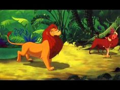 1994 - «Hakuna Matata» (Music ELTON JOHN & Lyrics TIM RICE) de la película El rey león (The Lion King)