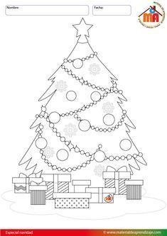 Arbol De Navidad Dibujo Arbol De Navidad Para Colorear In 2020 Kids Rugs Decor Home Decor