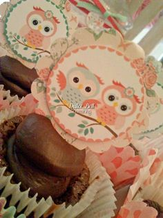 Owls Birthday Party Ideas | Photo 9 of 29 | Catch My Party