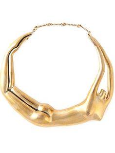 'Body' necklace