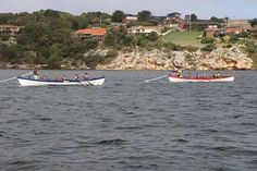 Lyndoch Whaleboaters held their own competition on Friday night on the Hopkins River #warrnambool  The Red Rebels took on the Blue Whalers in what was a friendly bit of competition by andybeedesigns