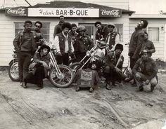 The East Bay Dragons the first black bikers club Oakland California 1960s http://pic.twitter.com/T0E2RlhEHJ   Lost In History (@HistoryToLearn) November 2 2017