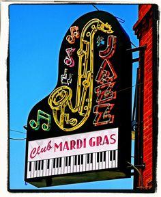 https://flic.kr/p/rjofw   Club Mardi Gras   Jazz District 18th & Vine Kansas City, Missouri USA