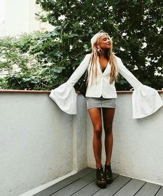 🕊 Celebrating t latest campaign Casual Outfits, Cute Outfits, Fashion Outfits, Womens Fashion, Women's Summer Fashion, Autumn Fashion, Looks Style, My Style, Textiles
