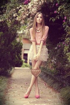 Beautiful Girly Style