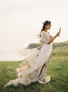 Photo courtesy of Once Wed. Dress by Samuelle Couture.