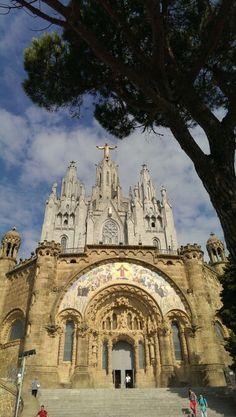 Tibidabo, Barcelona, Spanje