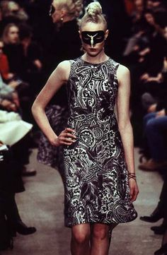 Givenchy Haute Couture by Alexander McQueen Fall/Winter 1996