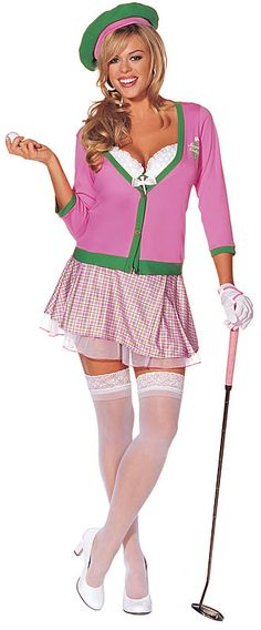 Sexy Golfer Costumes 76