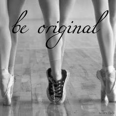 Ballet Rebel Google+
