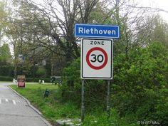Plaatsnamen - Riethoven