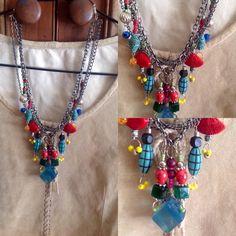 Le chouchou de ma boutique https://www.etsy.com/ca-fr/listing/268602607/collier-unique-thasha
