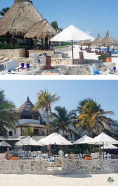 The Belmond Maroma, Maroma Beach, Riviera Maya Mexico, beautiful boutique resort!