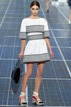 Chanel Spring 2013 RTW - Review - Collections - Vogue
