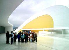 Experiencias didácticas para escolares Educa Niemeyer curso 2013-2014 (febrero a junio).