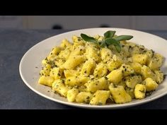 Homemade ricotta gnocchi recipe with Rob Nixon - Christmas special - YouTube