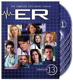Amazon.com: ER: Season 13: Goran Visnjic, Maura Tierney, Mekhi Phifer, Parm