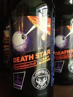 Revelation Cat Death Star Brewed by Revelation Cat Craft Brewing Style: Imperial Stout Rome, Italy