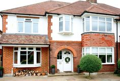 Julie and Richard Sawyer extended their home to increase the size of the house by more than a third. Demolishing the garage and building a side extension and converting the loft has created plenty of extra space for the whole family.
