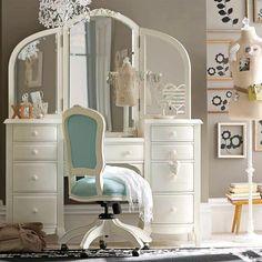 Dressing table inspiration.... | Tumblr