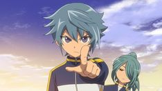 Kazemaru in the backgroung though XD Anime Girl Neko, Anime Guys, Evans, Galaxy Movie, Best Gaming Wallpapers, Inazuma Eleven Go, Thing 1, Boy Art, Manga