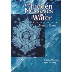 author: Dr. Masuru Emoto  Water holds memory & as our bodies are made up of water it's easy to understand how the body is affected by both our memories & the feelings associated with them. Perhaps this is where the underlying mysteries of illness actually take place, via the programming of our emotional states.