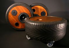 Tire speakers – TEMPT