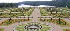 Trentham Estate- the Italian Garden