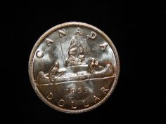 1959 Canada Silver Dollar BU  Price : $25.00  Ends on : 3 weeks Order Now