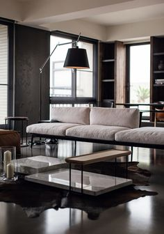 in the press extrasoft by piero lissoni for living divani